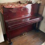 【ピアノ買取事例】ビクター(VICTOR)   V-5 N09650423画像