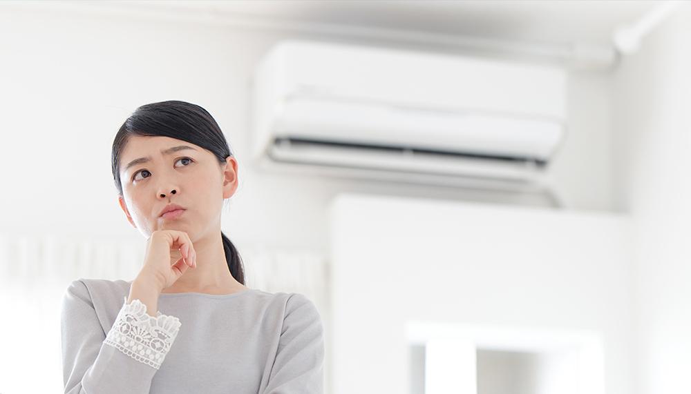 エアコン処分について