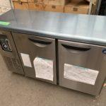 【厨房買取事例】 冷蔵コールドテーブル SUC-N1241J画像