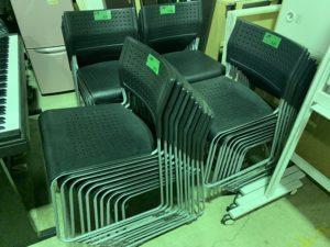【事務用品買取事例】オフィス用品 椅子 イス画像
