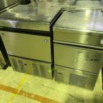 【渋谷区】【閉店】【厨房機器買取】製氷機 ホシザキ IM-55M フクシマ FIC-A35KT画像