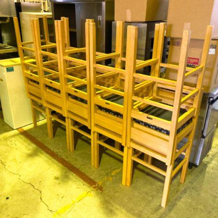 【 閉店 椅子買取 】 厨房機器買取 和食店の備品買取 ならオルウェイズにお任せ!!画像