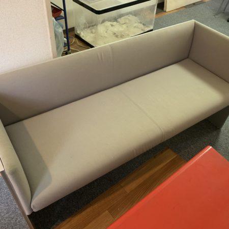 【事務用品買取事例】 オフィス用ソファ買取画像