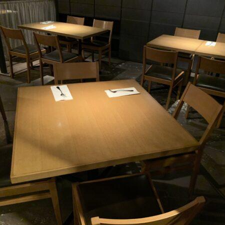 2021年1月7日 レストラン閉店作業事例 東京都目黒区上目黒