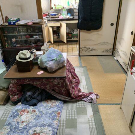 2021年8月12日 遺品整理事例 神奈川県海老名市大谷北